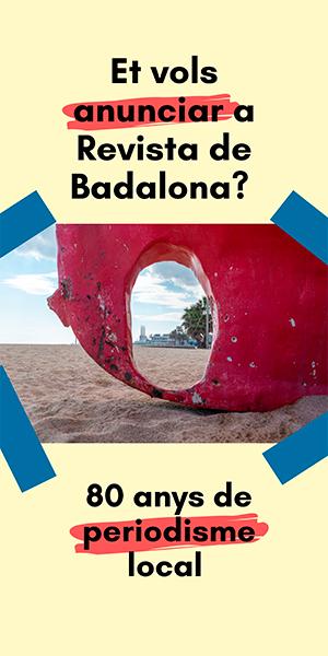 Anuncia't a Revista de Badalona